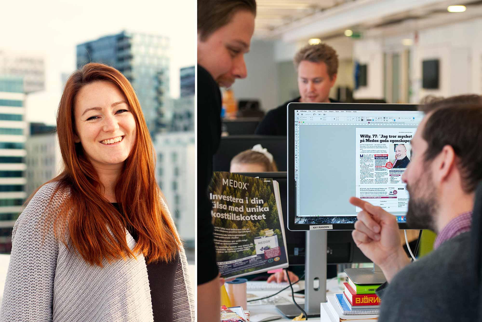 Ida Christine Johannessen, Managing Editor of N365 in Norway.